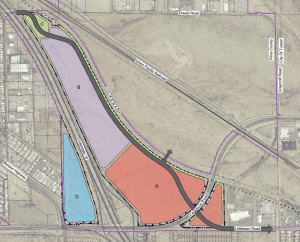 Valencia Crossing Planned Area Development