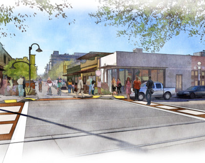 Tucson Modern Streetcar Land Use Plan and Design Charette
