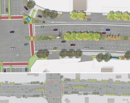 Grant Road Improvement Plan Graphics
