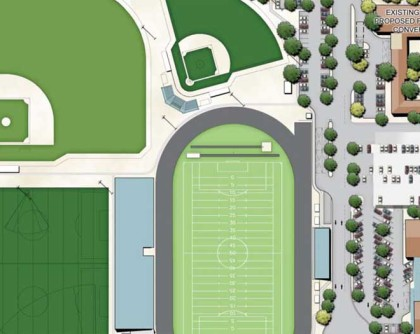 Salpointe Catholic High School Planned Area Development