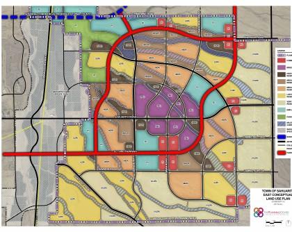 Sahuarita East Conceptual Area Plan (SECAP)