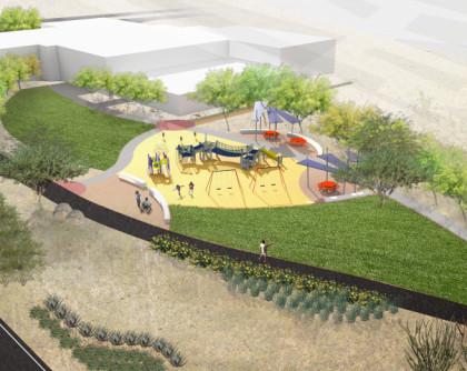 Rita Road & UA Tech Park Multi-Use Path
