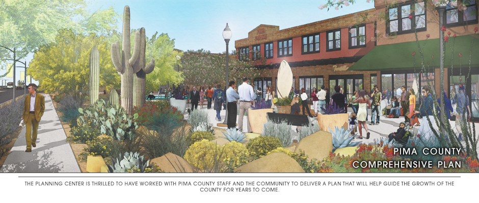 Pima County Comprehensive Plan