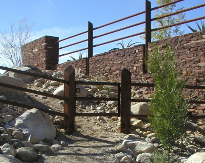 Pima Canyon Trailhead