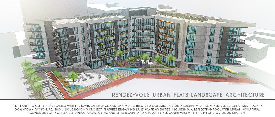 Rendez-Vous Urban Flats