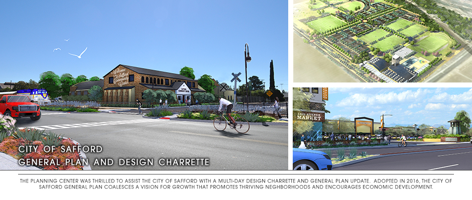 City of Safford General Plan